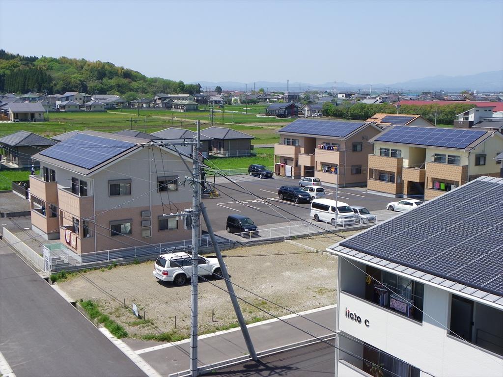 集合住宅用太陽光発電実績